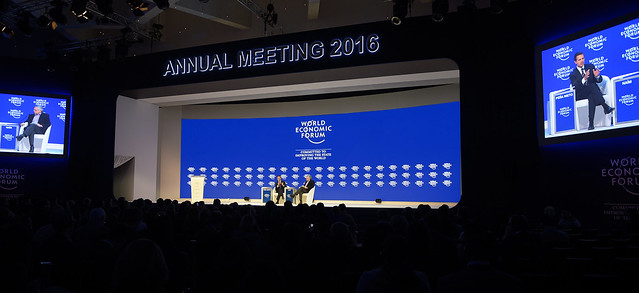 Reunión Anual del Foro Económico Mundial 2016