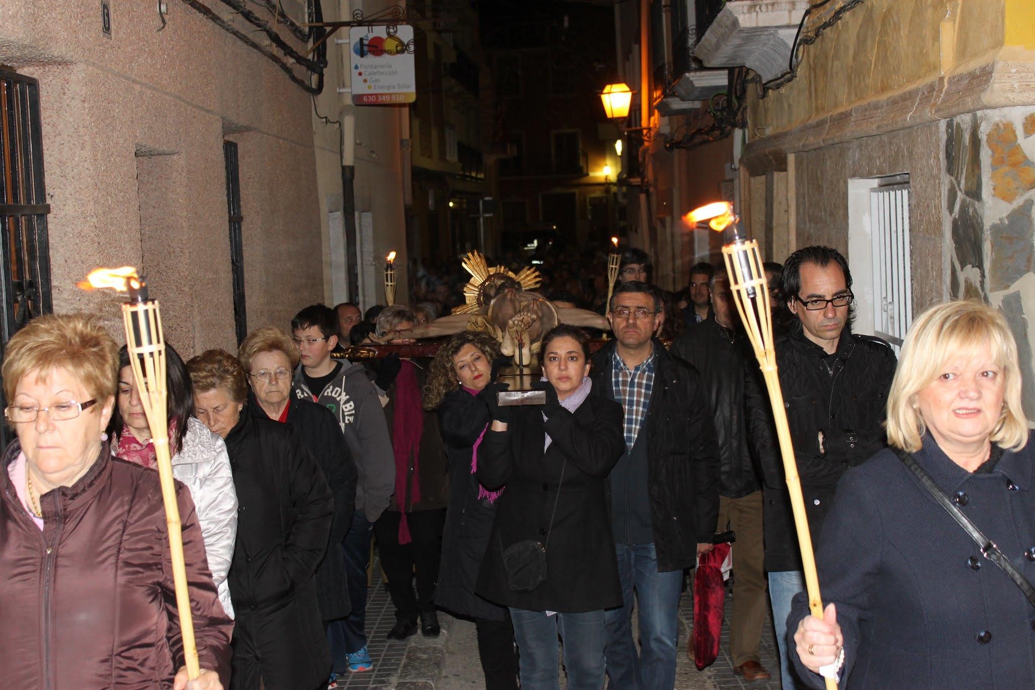 (2013-03-22) - IV Vía Crucis nocturno - Javier Romero Ripoll (132)