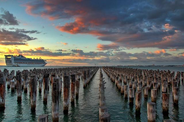 007 / 100x - Princes Pier [EXPLORED]