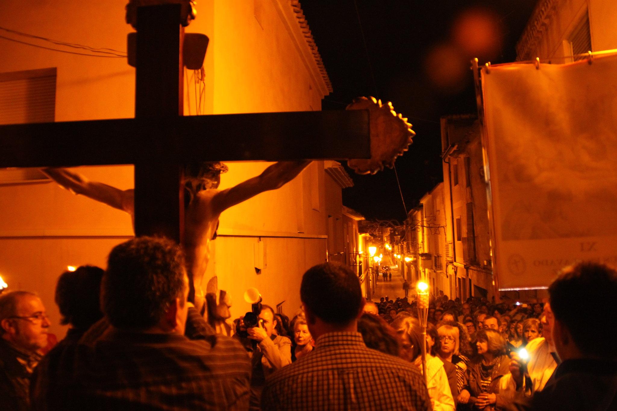 (2014-04-01) -  V Vía Crucis nocturno - Javier Romero Ripoll (138)