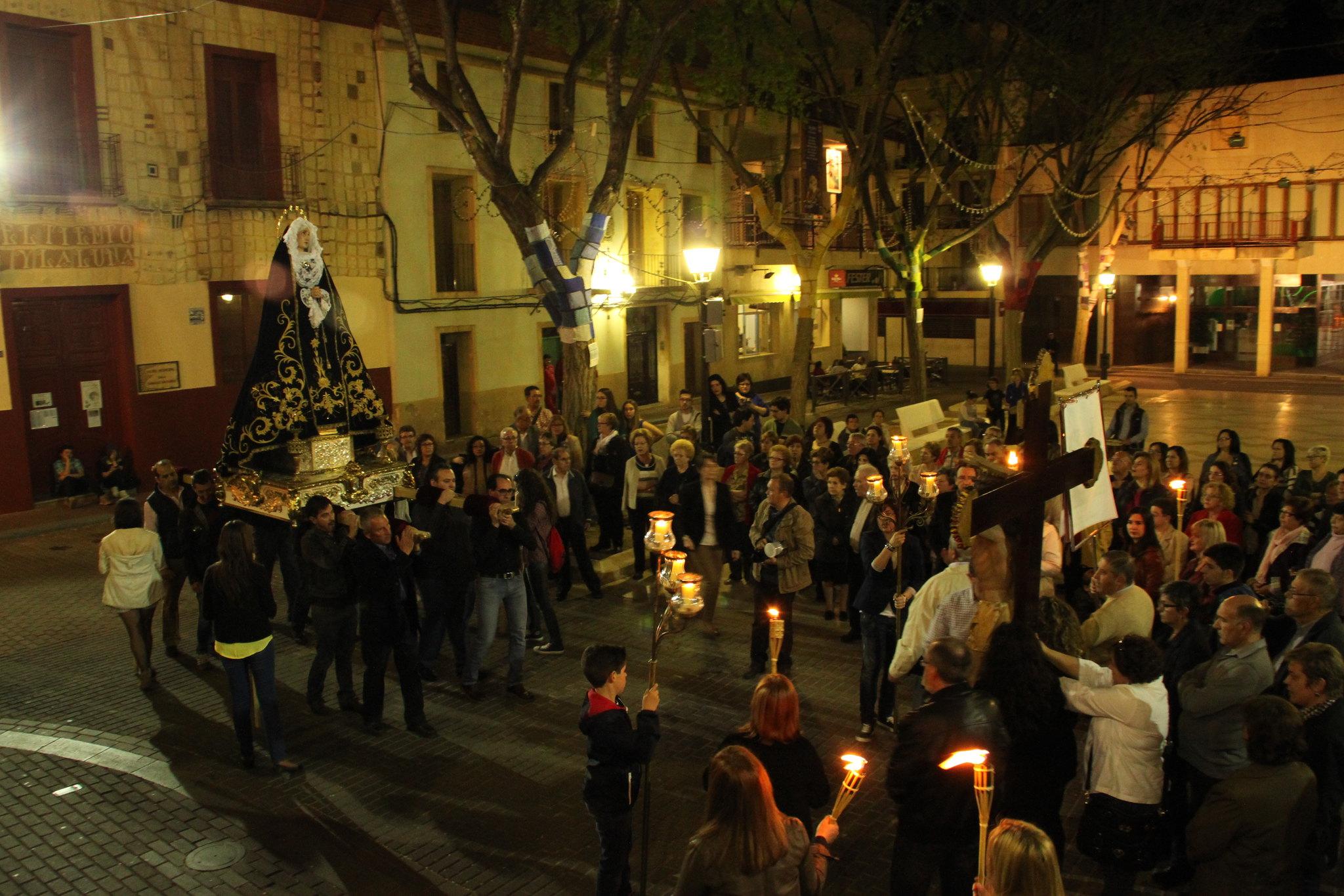 (2014-04-01) -  V Vía Crucis nocturno - Javier Romero Ripoll (76)