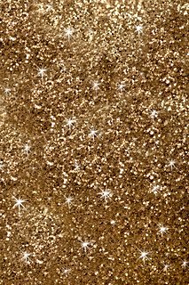 Twinkling sparkling gold glitter texture