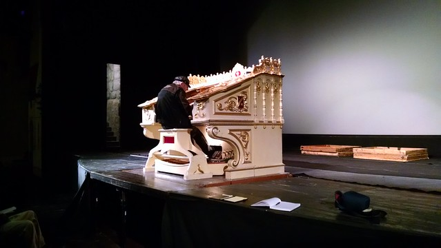 IMG_20151114_093138206 Santa Barbara Arlington Theatre Organ Society open console