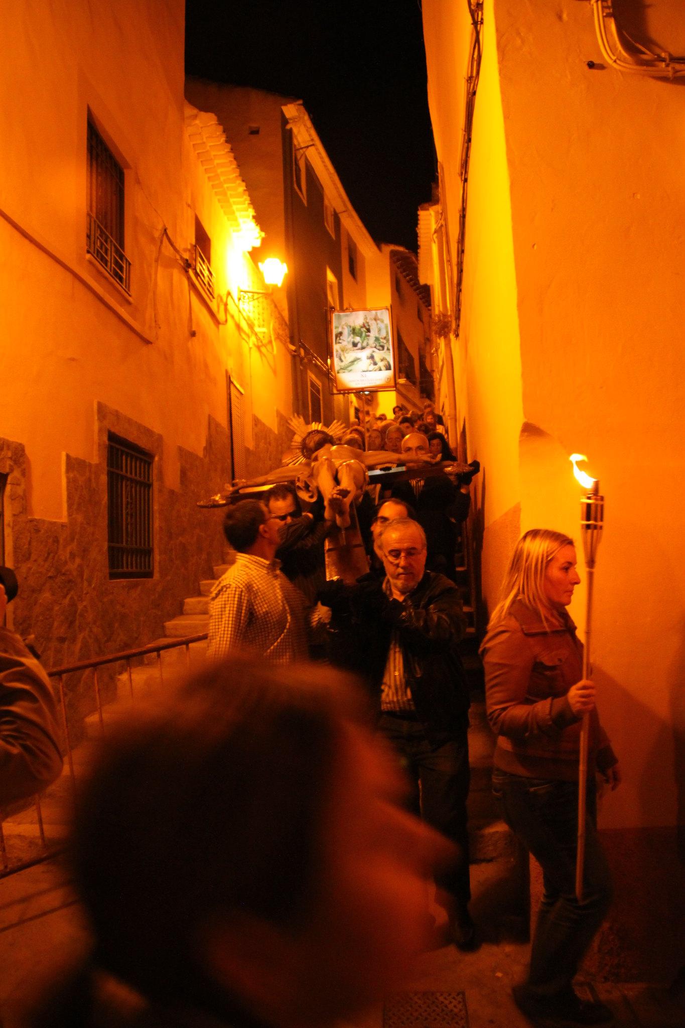 (2014-04-01) -  V Vía Crucis nocturno - Javier Romero Ripoll (115)