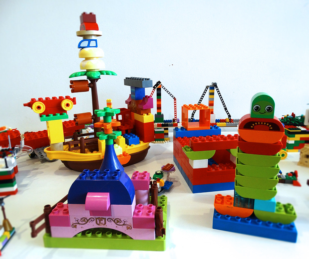 Amazing LEGO® builds spotted in our Builders Yard   Our muse…   Flickr