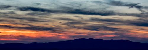 park sunset mountains color clouds landscape twilight nikon shenandoah natioal nikond810 7002000mmf28