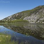 Harlequin Lake