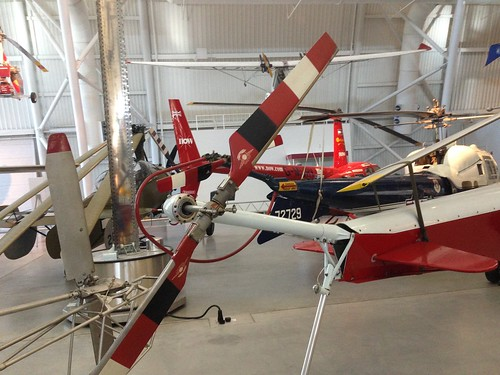 Bell 47B tail rotor | by jabberwok14