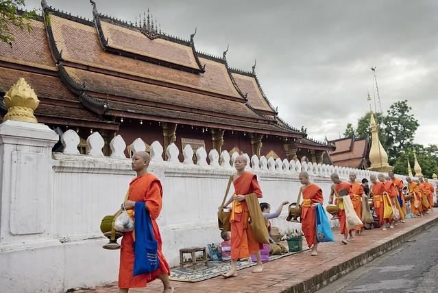 LAO251 Boun Khao Pansa - Luangprabang 192 - Laos