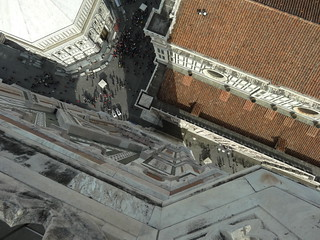 Looking down from the top of the Campanile | by Nathan Mizrachi