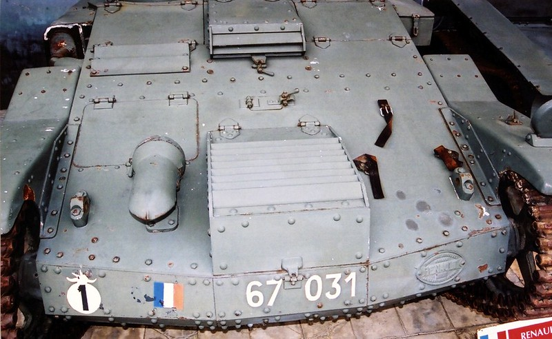 Renault UE Tankette 2
