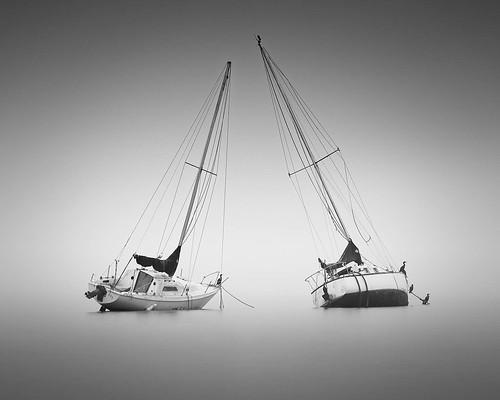 bw fog digital landscapes florida fineart derelicts 2015 tierraverde bocaciegabay floridagulfcoast afsnikkor300mmf4ifed jaspcphotography nikond750