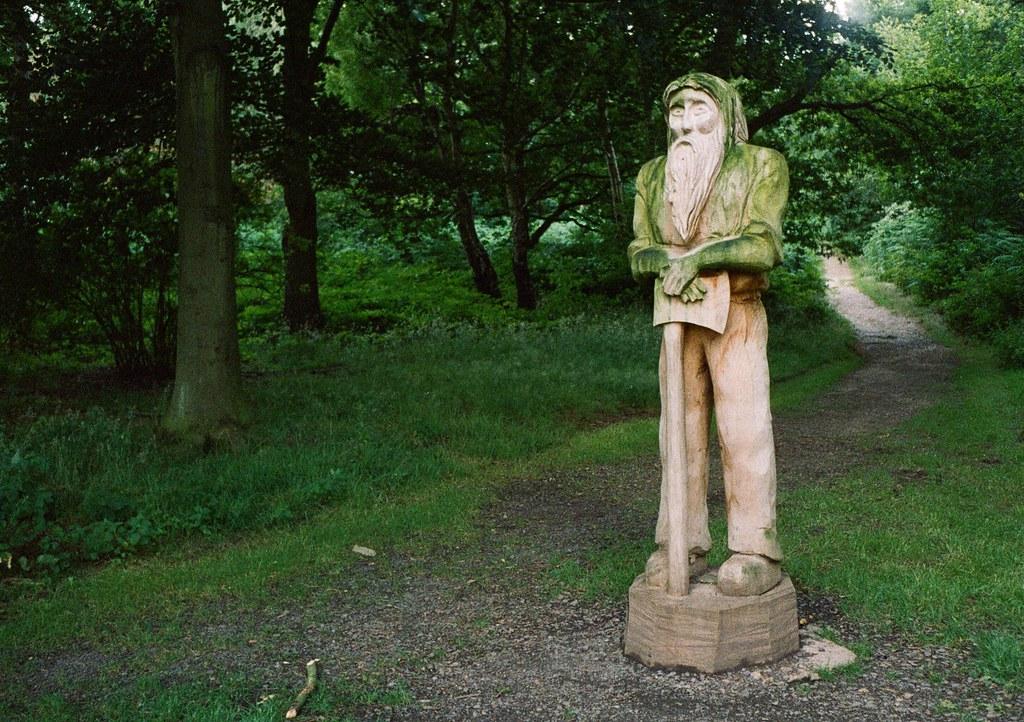 op - beacon wizard carving