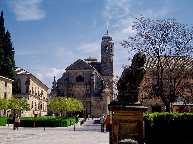 Plaza de Vázque de Molina_ In Explore