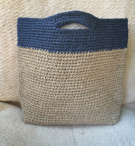 Hemp bag | by Hazelnutgirl