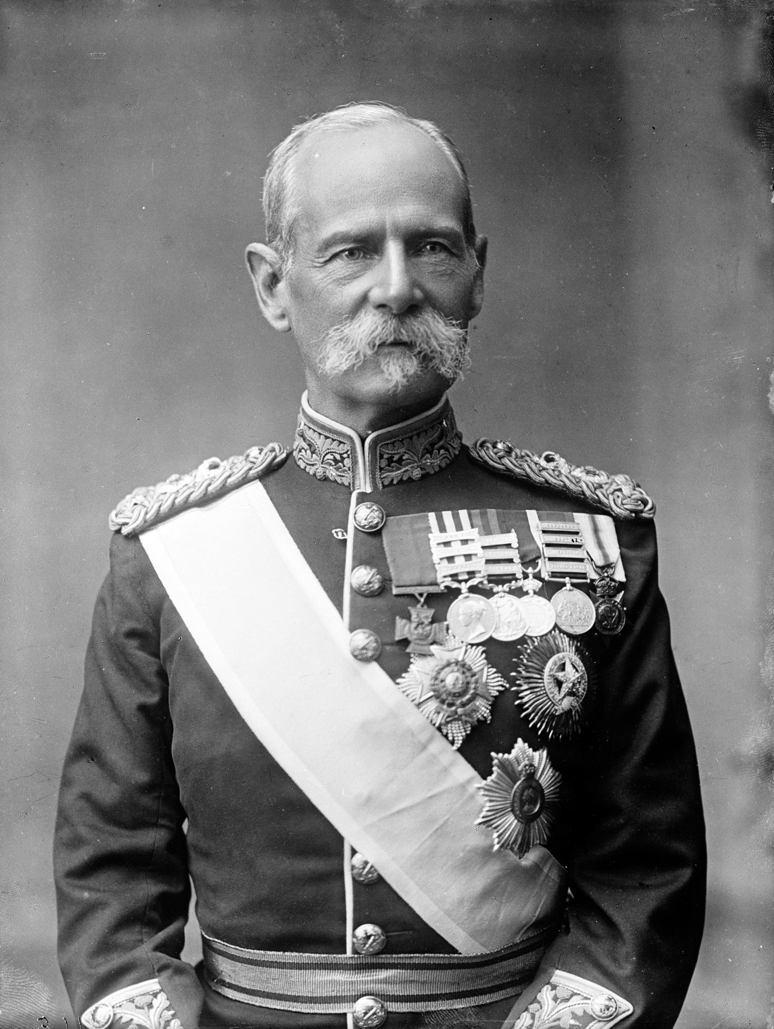 General Lord Roberts AKA