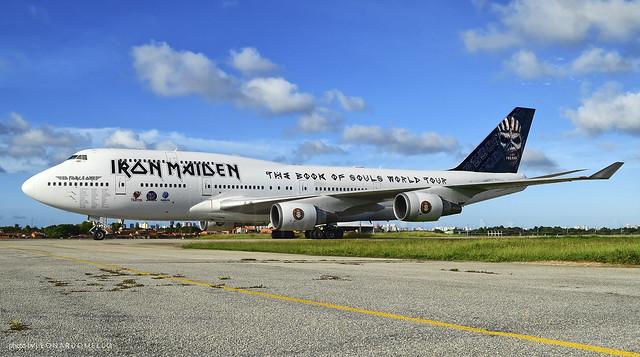 Iron Maiden 666