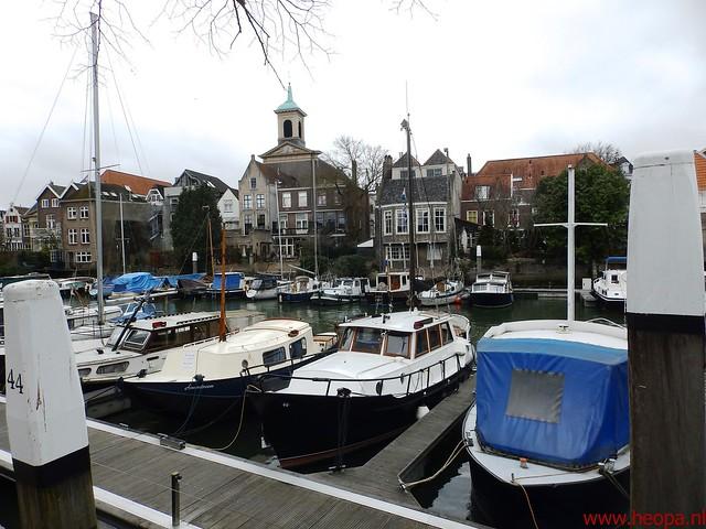2016-03-23 stads en landtocht  Dordrecht            24.3 Km  (56)