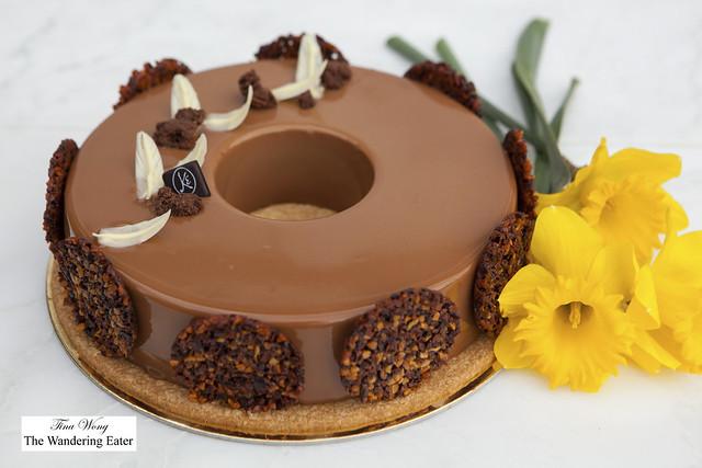 Piou-Piou Cake for Easter 2016