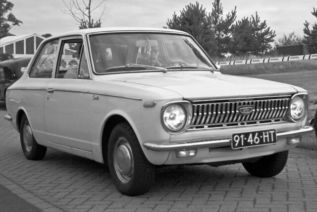 Toyota Corolla 1100DX 1969 (2763)