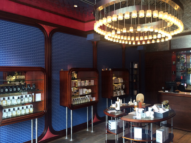 Diptyque also carried Bergdorf Goodman, Barneys and Saks Fifth Avenue