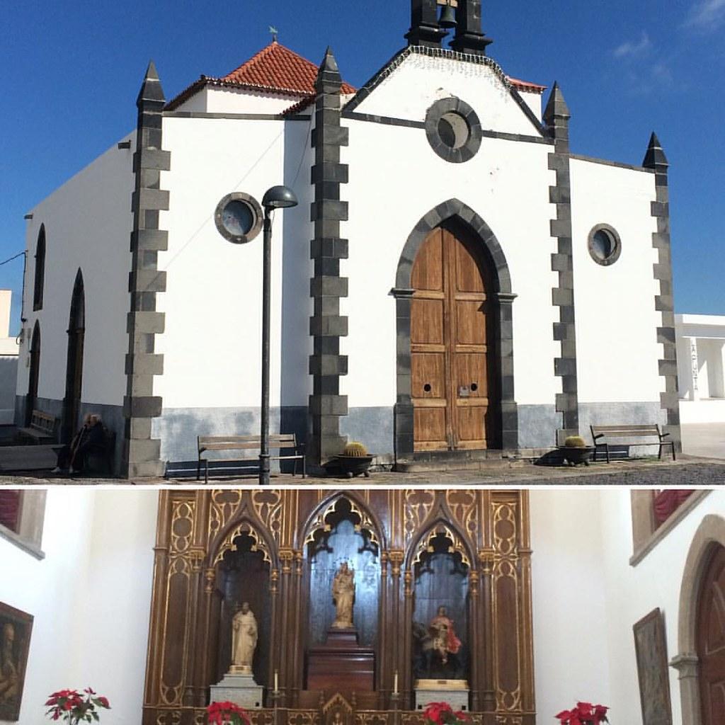 Ermita de Nuestra Señora De Abona.  I ❤️ Tenerife