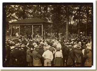 Canton speech lands presidential candidate Debs in jail: 1918   by Washington Area Spark