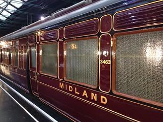 Midland Railway Bain Dining Car Third No.3463 (1/3)