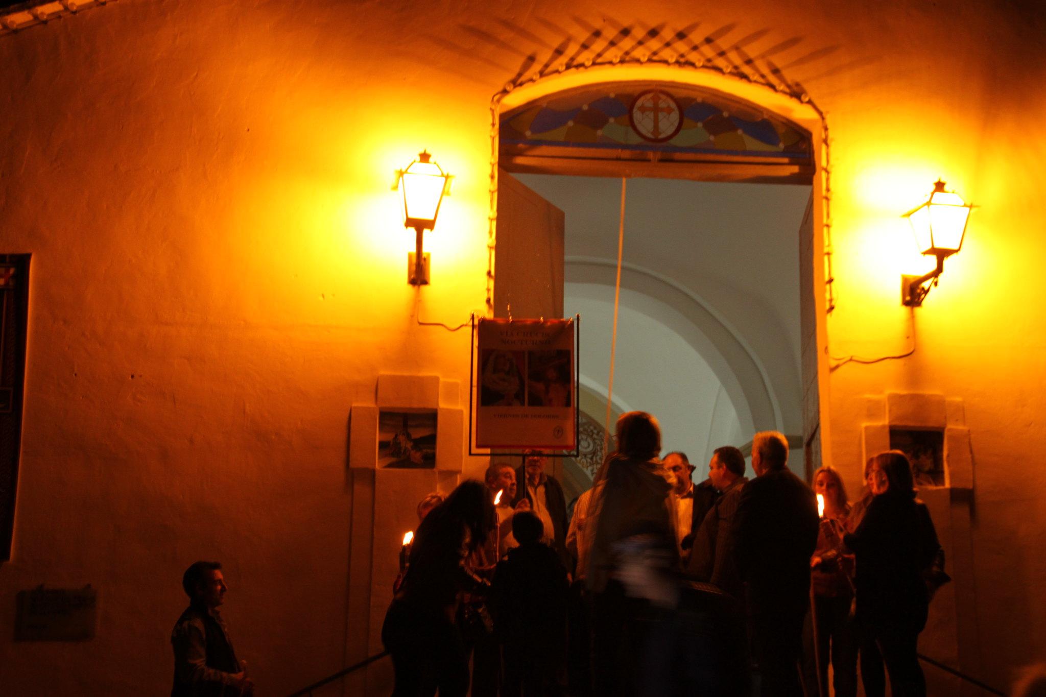(2014-04-01) -  V Vía Crucis nocturno - Javier Romero Ripoll (07)
