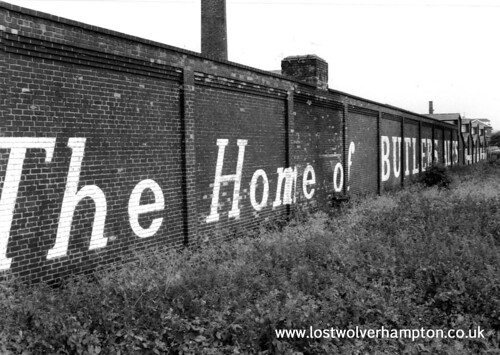 BUTLERS SIGN | by howe.billy
