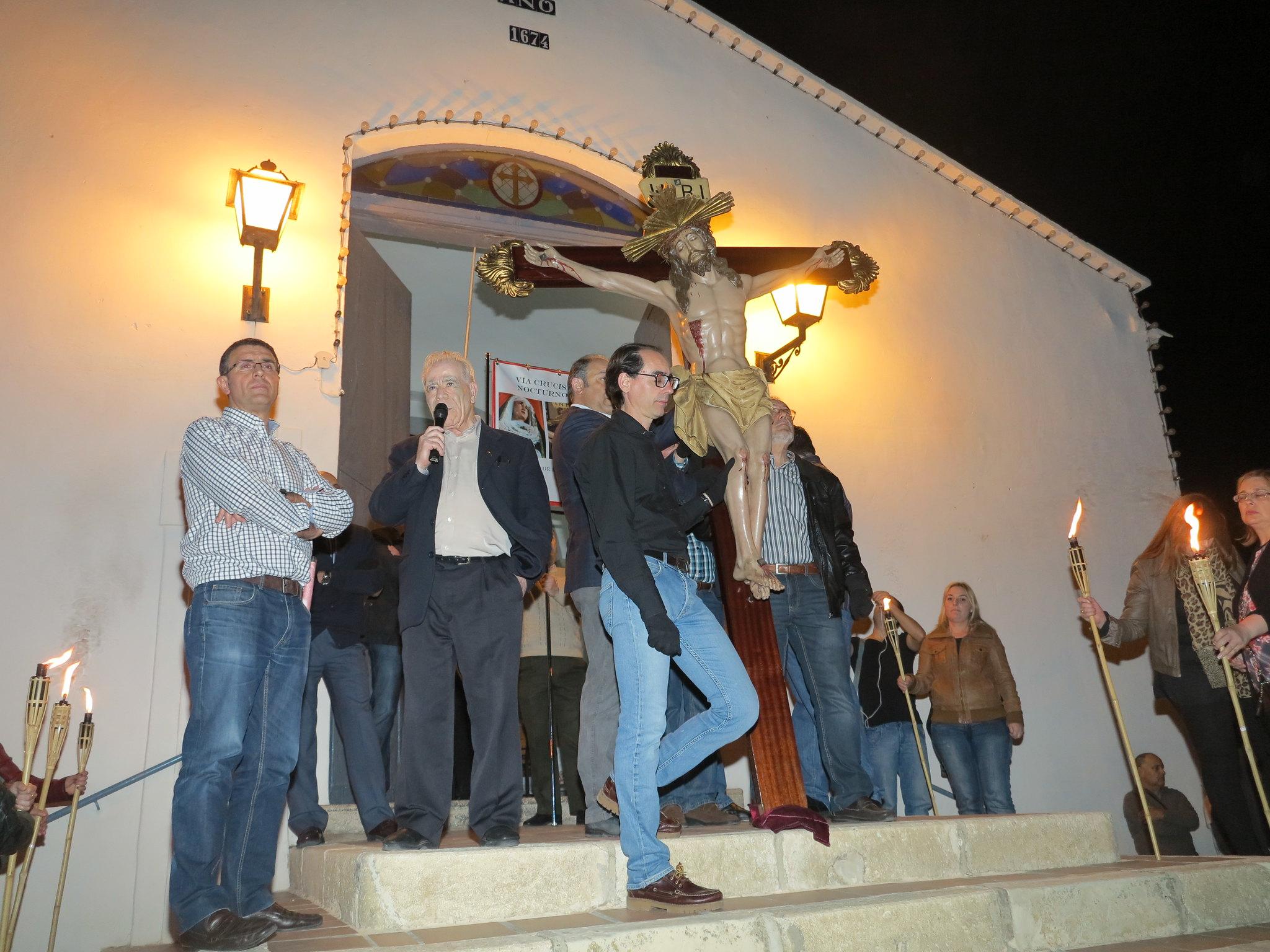 (2014-04-01) - V Vía Crucis nocturno - Antonio José Verdú Navarro (02)