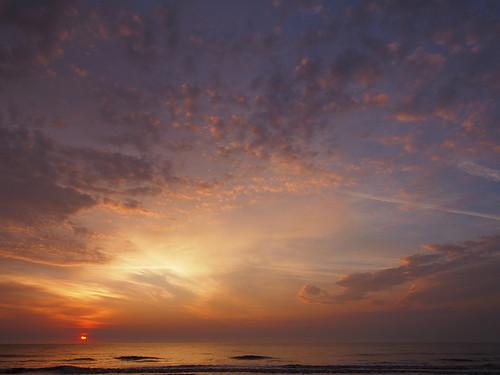 sunrise huntingisland