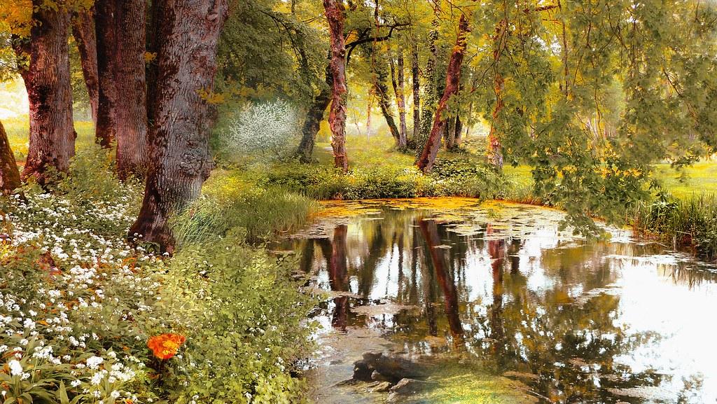 Un début d'automne