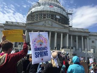 Democracy Spring 2