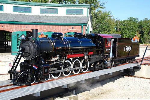 jmstrain steam grandscales railway attnw arborwayrailroad