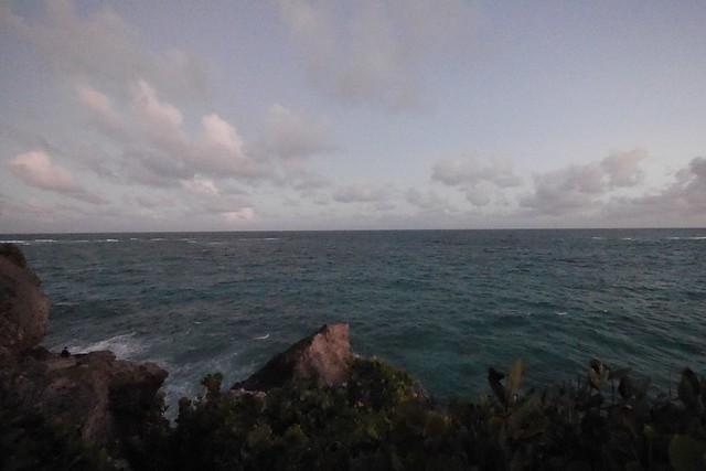 水, 2015-12-09 16:52 - 夕方のCraneリゾート