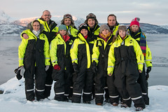 Arctic Council Secretariat Group Photo 2014