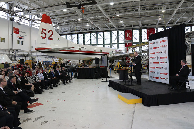 New initiatives take flight in BC's booming aerospace industry