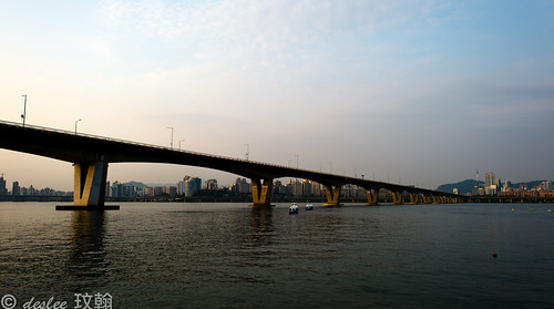 bridge water river yahoo google nikon df flickr seoul 24mm southkorea banpobridge