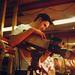Cadreur film d'entreprise pour Alcatel - Annecy (74), 1994