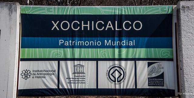 2016 - Mexico - Xochicalco - Xochicalco
