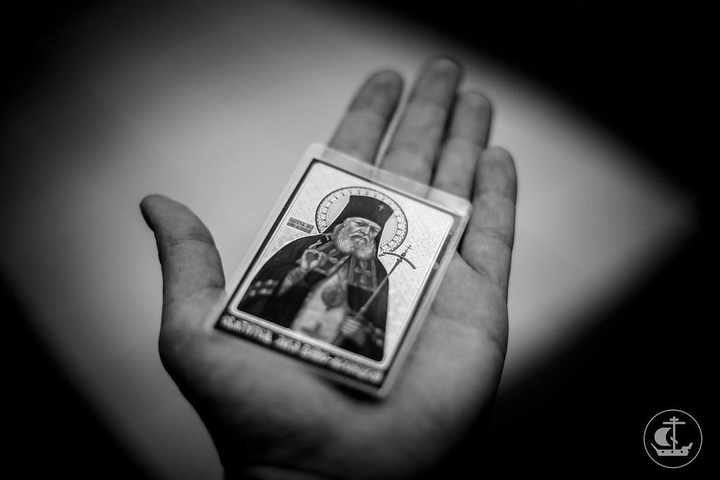 "17 апреля 2016, Показ фильма ""Святитель и хирург Лука"" / 17 April 2016, The screening of ""St. Luke the surgeon"""