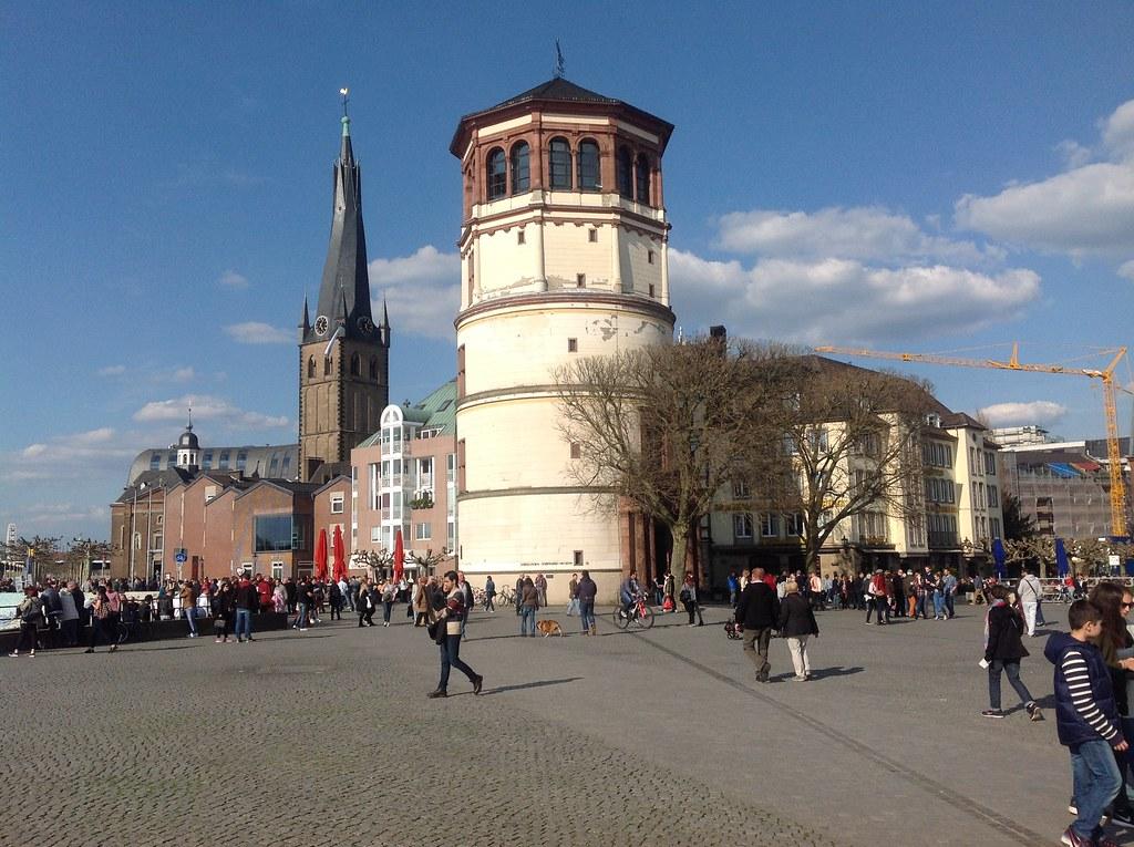 Burgplatz