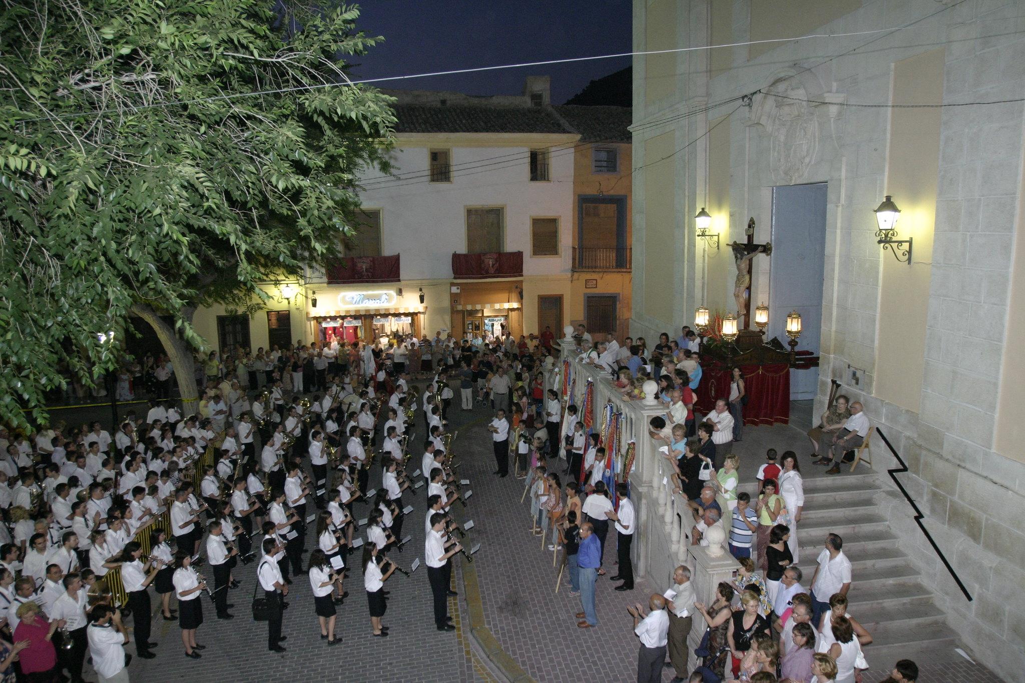 (2005-07-02) - Estreno Marcha Procesional  - Vicent Olmos -  (03)