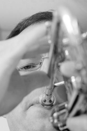 Eddie Lewis trumpet player in Houston