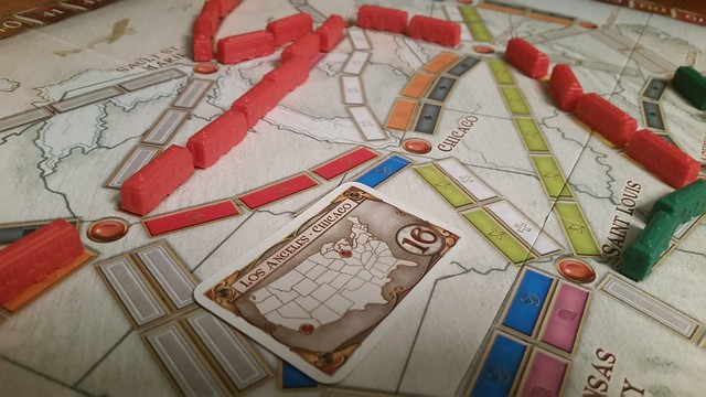 top 10 family board games Ticket to Ride: Missed Connection
