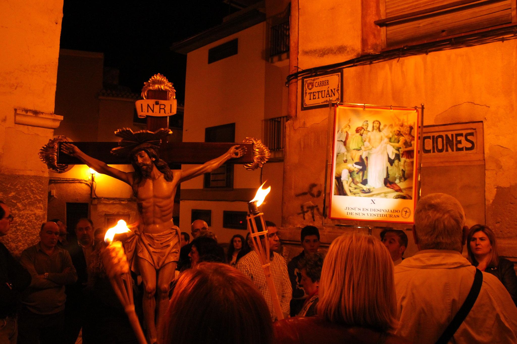(2014-04-01) -  V Vía Crucis nocturno - Javier Romero Ripoll (107)