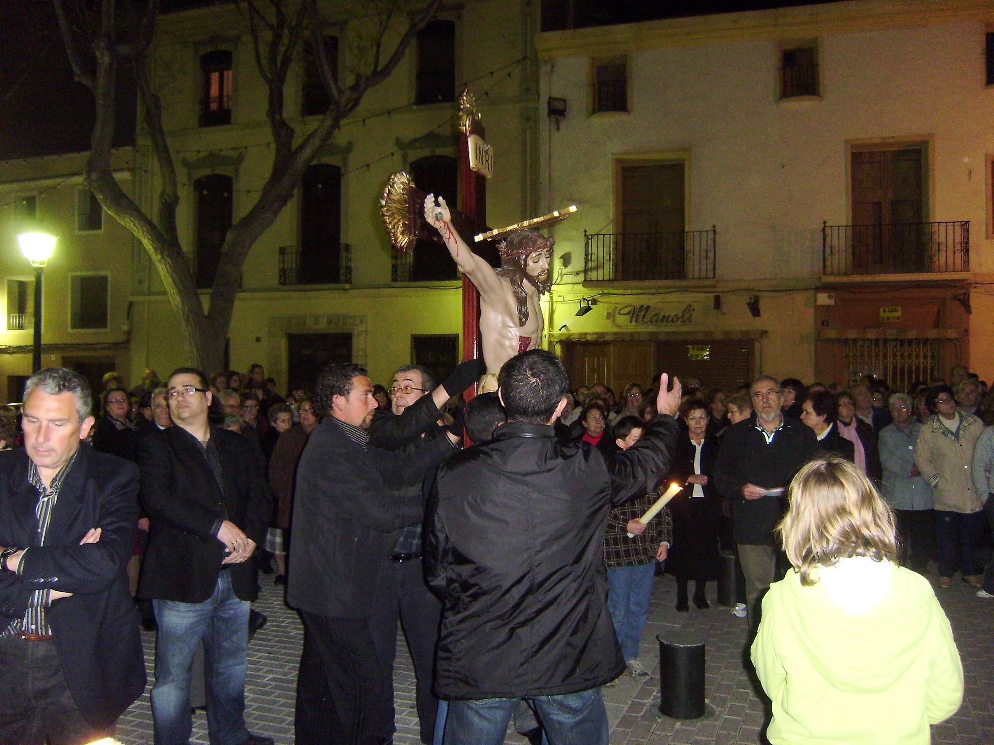 (2010-03-26) - I Vía Crucis nocturno - Javier Romero Ripoll - (15)