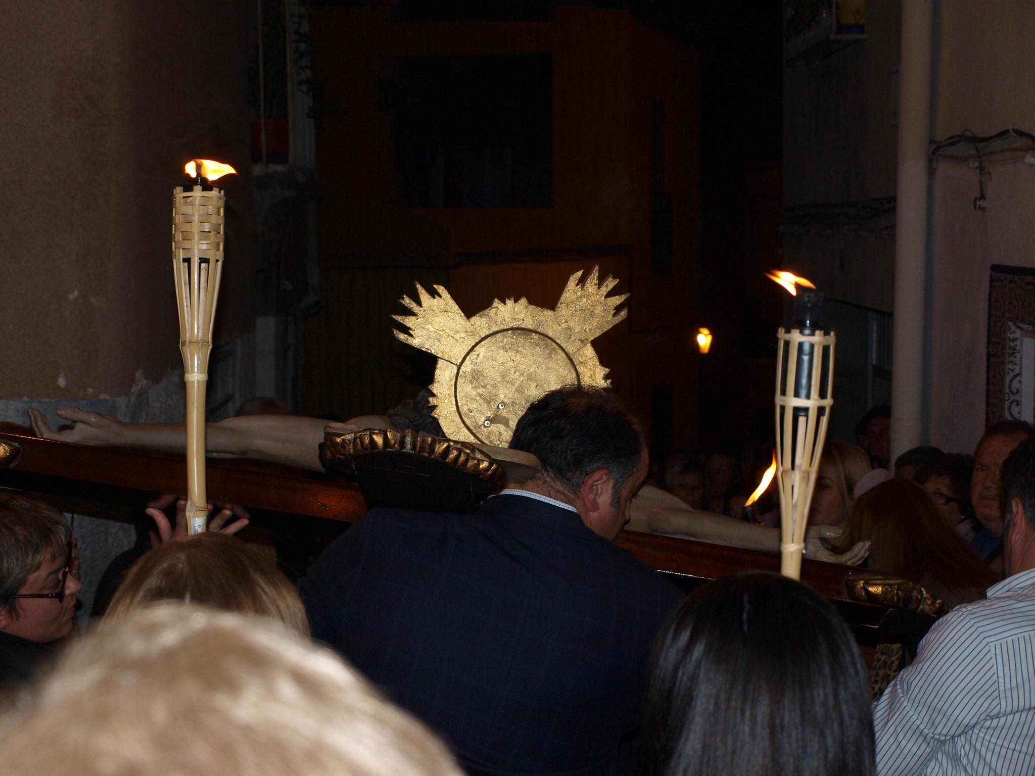 (2014-04-01) - V Vía Crucis nocturno - Paloma Romero Torralba (07)