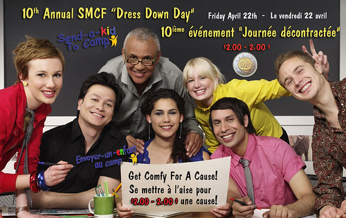 10th Annual Dress Down Day event | by Doris Hawrelluk - D & D Photo Sudbury